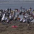ゴールデンウィークの潮干狩り場に多くの人出 「千葉ならいいかな」の声