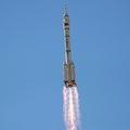 中国 有人宇宙船の打ち上げ成功