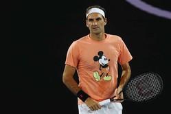フェデラーは8月半ばにテニスのトレーニング再開
