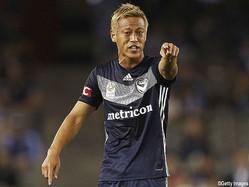 MF本田圭佑が日本代表に言及