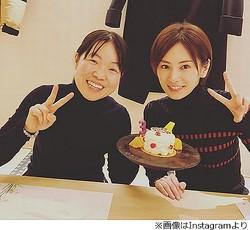 イモト&北川景子の2ショットに「かわいい〜!」