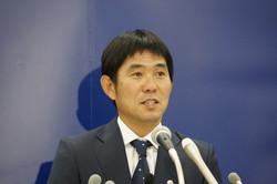 森保一監督(撮影:森雅史/日本蹴球合同会社)