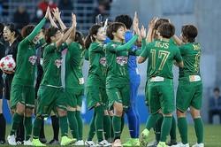 リーグ5連覇中のベレーザ。写真:滝川敏之