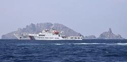 中国による日本の領海内侵入が活発化(写真/共同通信社)