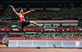 男子走り幅跳びの橋岡優輝、8メートル...