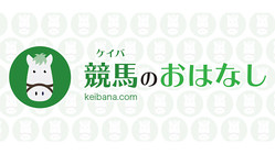 【新馬/東京5R】フランケル産駒 ノックオンウッドがデビューV