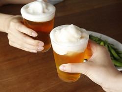 【まさかのアルミ缶で⁉】お店のような「フローズン泡ビール」、家でも作れます!