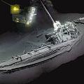 世界で最も古い難破船が黒海の底で見つかる ほぼ無傷の状態