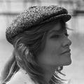 フランスの女優ナタリー・ドロンさん。カンヌで(1993年5月撮影)。(c)AFP