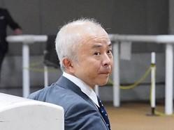 中舘英二調教師 JRA通算100勝達成!