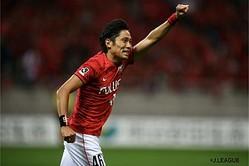 浦和、DF森脇の今季限りでの退団を発表…「たくさんの愛情をありがとう」