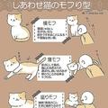 「横モフ」や「寝モフ」幸せになれる「猫のモフリ型」を紹介
