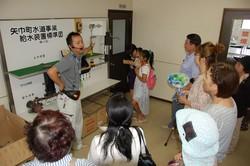 岩手県矢巾町は丁寧な住民合意で水道料金値上げの理解を得ることに成功