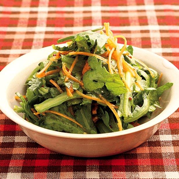 [画像] 野菜不足が気になるときに◎ 5分でラクラク月〜金のサラダ5選