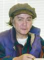 木村進さん=2003年10月撮影