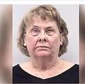 犬を毒殺しようとした73歳の女が逮捕(画像は『New York Post 2019年7月22日付「Woman wearing cat shirt arrested for trying to poison neighbor's dog」(Colorado Springs Police Department)』のスクリーンショット)
