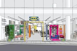 イケア初の都心型店舗「イケア 原宿」ウィズ原宿にオープン、スウェーデンの味を楽しめるカフェも