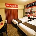 ホテルの一室が「ラーメン山岡家」に 札幌市で異色の部屋が誕生