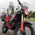 カラシニコフが民間市場向けの電動バイクを発表 航続距離は最大150km