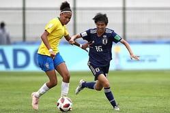 リトルなでしこ、U17女子W杯初戦はブラジルとドロー…ゴール奪えず