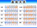 16日の東京は19℃予想 共通テストは北日本で雪や雨