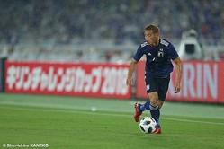 本田圭佑、ガーナ戦で「手応えは掴んだ」…23人発表前の心境も吐露