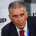 アジア杯終了までイランの監督を務めていたカルロス・ケイロス氏