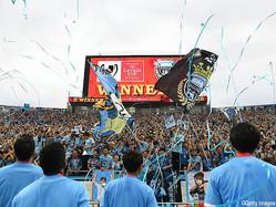 昨季は川崎フロンターレが優勝した