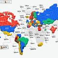 レゴブロック 国ごとの価格に差
