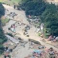 長野 台風の被害総額1300億円