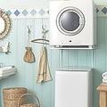 リンナイ 家庭用ガス衣類乾燥機「乾太くん」RDT-54S-SV 希望小売価格:128,000円(税抜) (画像:リリースより)