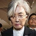 韓国の康京和氏がGSOMIAめぐり説明「いつでも終了効果を再稼働できる」