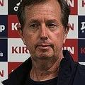 パナマ代表のガリー・ステンペル監督【写真:Football ZONE web】