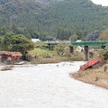 多摩川は総降水量5.8億トンで氾濫か 台風19号のデータ解析結果