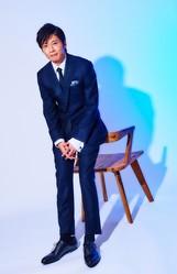 「伊藤くん A to E」でドラマプロデューサー・田村伸也を演じる田中圭/撮影=大石隼土