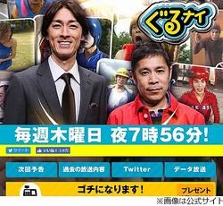 長嶋一茂、ゴチのお金「江角マキコに借ります」