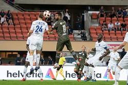 UEFAヨーロッパリーグに出場した経験を持つC・ジュニオ(11番) photo/Getty Images