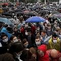 モスクワで500人が改憲反対デモに参加 100人以上逮捕との情報