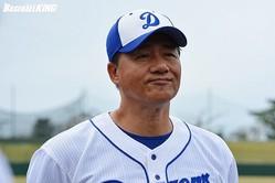 中日・与田監督