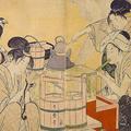 江戸時代の人はお金を払って水を飲んでいた?「水売り」の存在