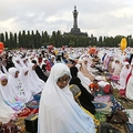 非イスラム教徒や民族的少数者など インドネシアで広がる深刻な分断