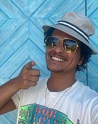 自虐的な投稿で注目を集めたブルーノ・マーズ(画像は『Bruno Mars 2020年11月25日付Instagram「If you don't release music, you can't lose any Grammys.」』のスクリーンショット)