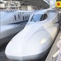 東海道新幹線の利用者 新型コロナ感染拡大の影響で半分以下に