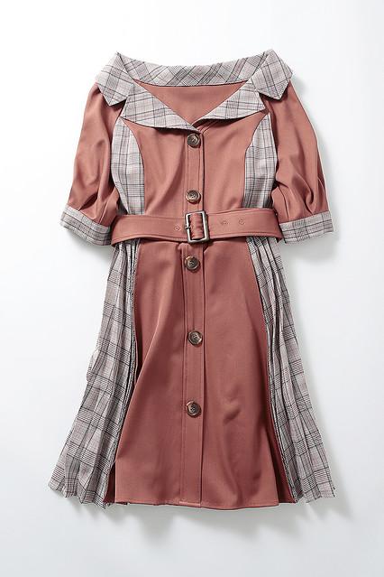 [画像] 1万円以下で買えちゃう♡人気ブランドの「秋色チェックワンピ」7選