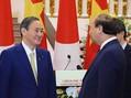ベトナム訪問:自由で開かれたインド太平洋の実現へ連携強化 - 菅義偉