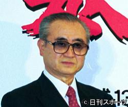 声優の若山弦蔵さん死去、人気スパイ映画「007」で吹き替え担当