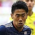 ロシア・ワールドカップ以来の代表復帰となったMF香川【写真:Getty Images】