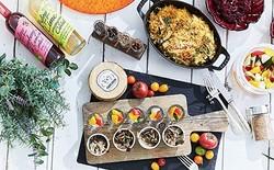 「飲むサラダ」でスタート♩女子にうれしいヘルシービアガーデンが青山セントグレース大聖堂で6月から開催♡