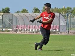 U-21日本代表GK谷晃生(G大阪)