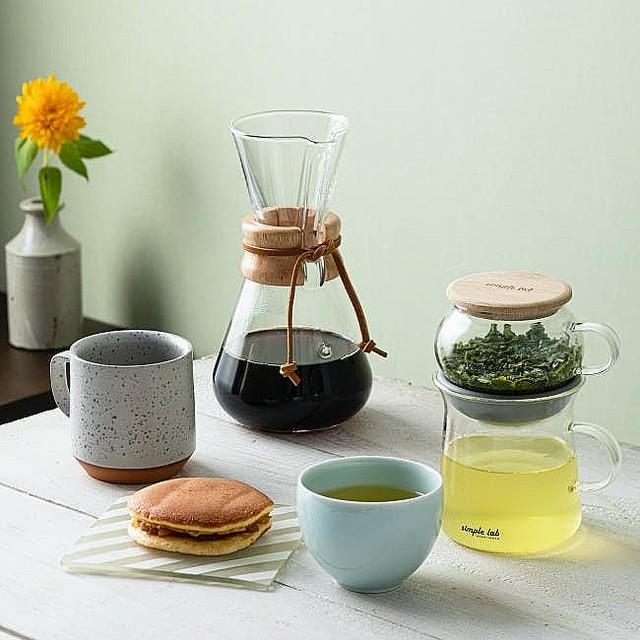 機能性&デザイン性ともに魅了する「ロフト」のコーヒー&ティーメーカーで、プチ贅沢なおうちカフェを